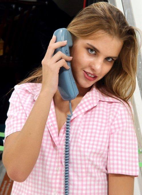 Girl Next Door Phone Sex with Veronica